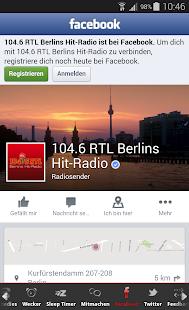 104.6 RTL Radio - screenshot thumbnail