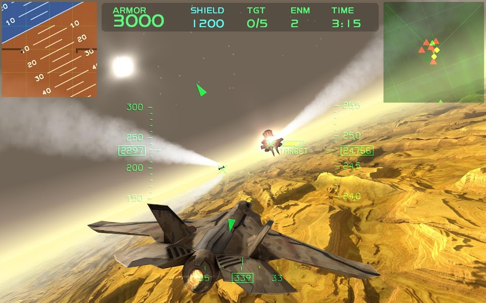 Fractal Combat X Mod Apk