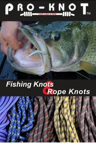 Pro Knot Fishing + Rope Knots- screenshot