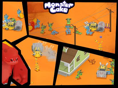 Monster Cake- screenshot thumbnail