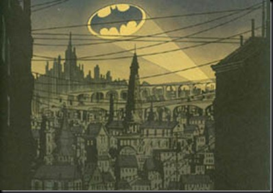 Gothamskyline comic