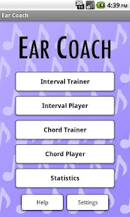 Ear Coach - screenshot thumbnail