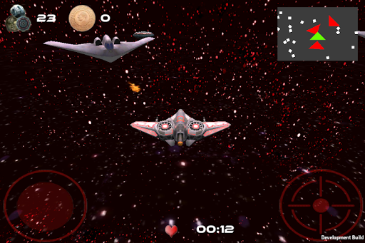 3D太空戰鬥機冒險