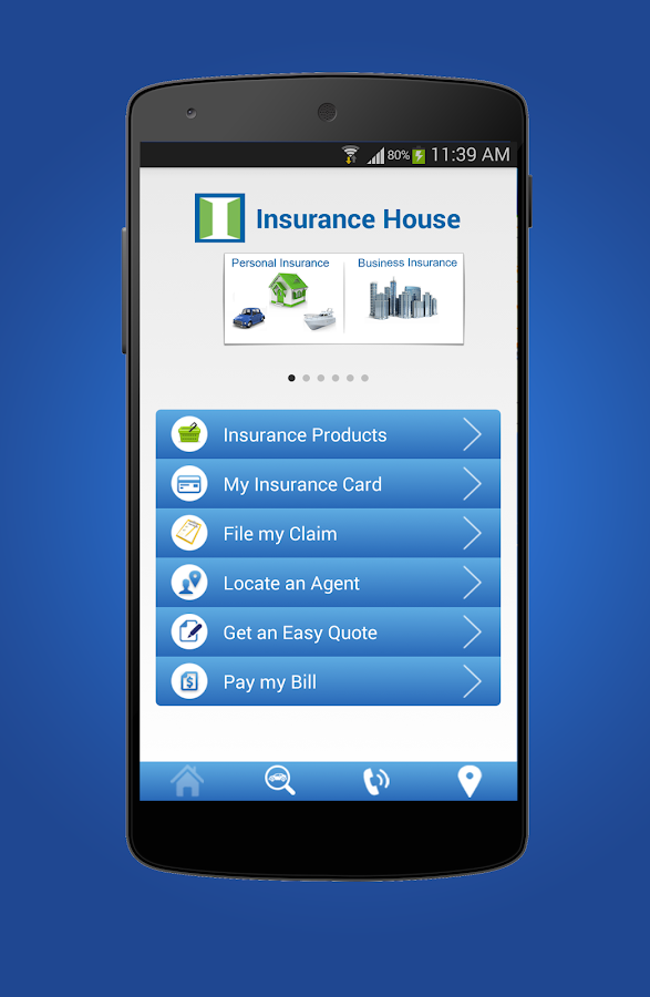 Insurance House- screenshot