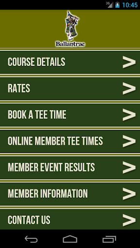 Ballantrae Golf