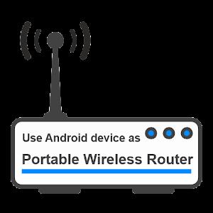 Portable Wi-Fi Router - Free
