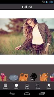 玩免費攝影APP|下載InstaPicSize for Instagram app不用錢|硬是要APP