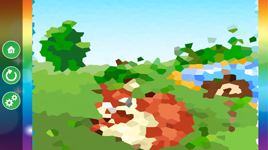 Kids Tiger & Animals Scratch - screenshot thumbnail
