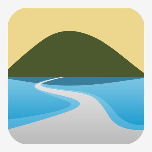 사도편(다도해섬 문화관광 앱전자책)-PICTkorea LOGO-APP點子