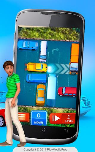 無料解谜Appの駐車場|記事Game
