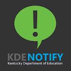KDE Notify icon
