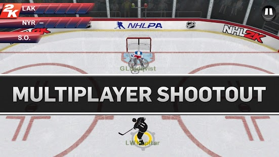 NHL 2K Screenshot 2