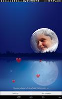 Screenshot of Moonlight Live Wallpaper