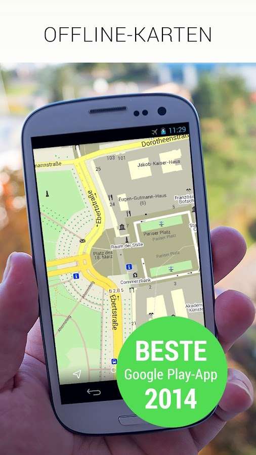 maps me offline karte routen android apps auf google play. Black Bedroom Furniture Sets. Home Design Ideas