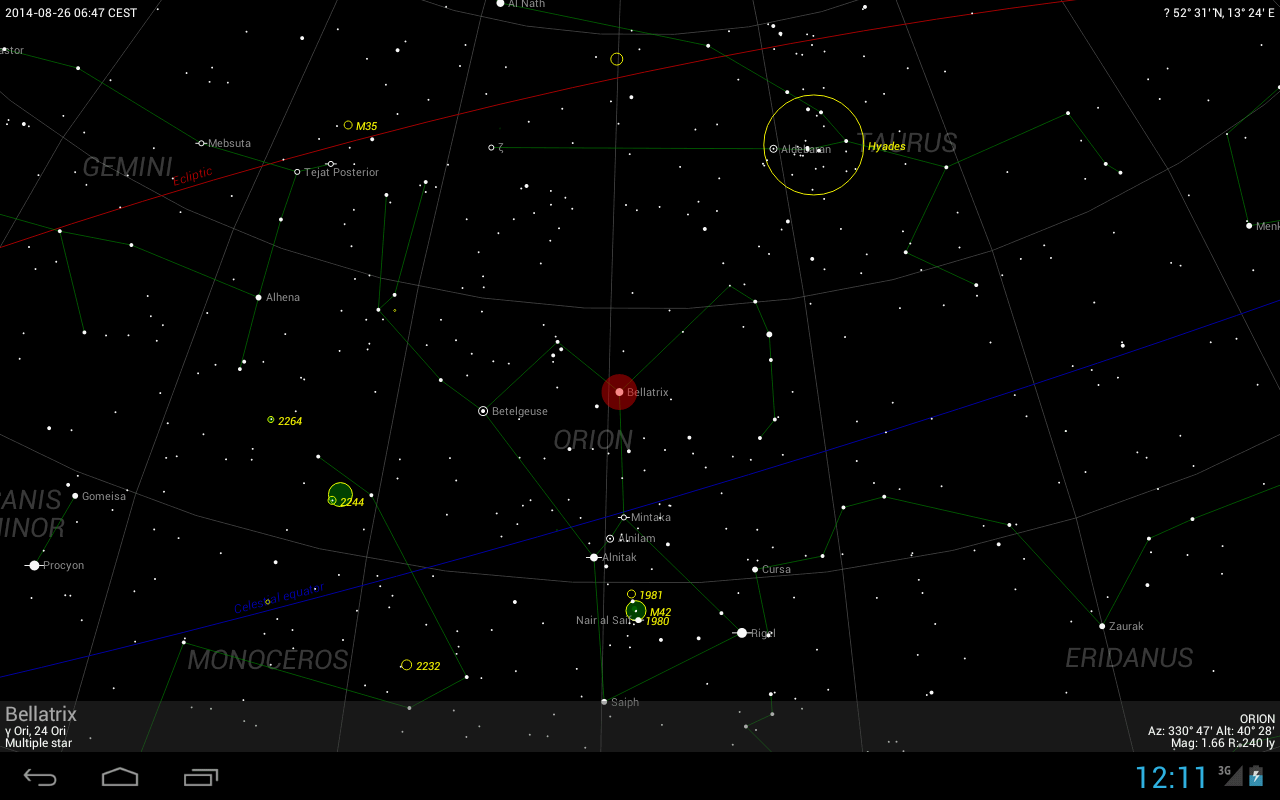 live star chart planetarium android apps on google play