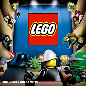 Lego Catalog 2012 書籍 LOGO-玩APPs