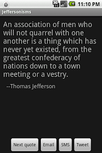 Jeffersonisms - screenshot thumbnail