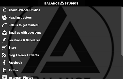 Balance MMA- screenshot thumbnail