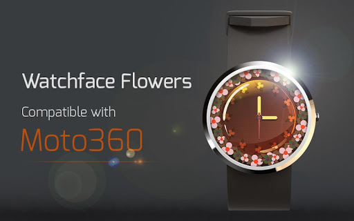 Watchface Flowers