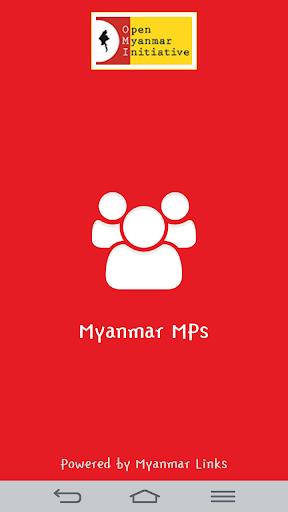 MyanmarMPs V2