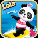 Puzzle de la playa de Lola