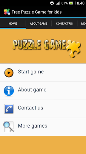 Animal Puzzle Games
