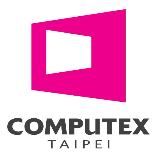 COMPUTEX TAIPEI LOGO-APP點子
