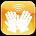 おサイフケータイで簡単プロフィール交換 ともタッチ アプリ logo