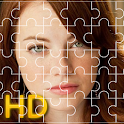 Emma Stone Jigsaw HD logo