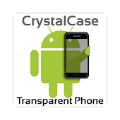 CrystalCase: Transparent Phone