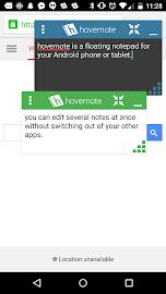 hovernote Screenshot 1