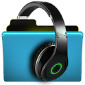 Music Folder Player (original) logo