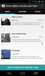 Holidayen Amsterdam - screenshot thumbnail