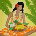 HILO KUME live wallpaper hula logo