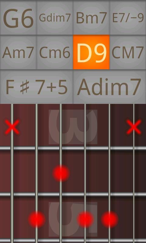 Jimi Guitar screenshot #4