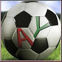 AY!LOS MANOLOS y el futbol Pro logo