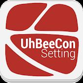 어비콘 세팅 - UhBeeCon Setting