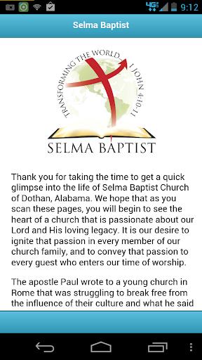 Selma Baptist Church