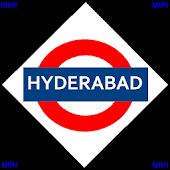 Hyderabad MMTS Train Timetable