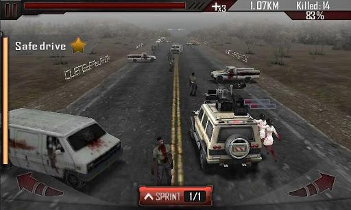 Zombie Roadkill 3D 1.0.8 screenshots 10