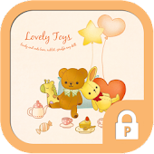 Lovely toys Protector Theme