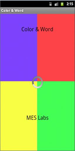 Color Word-Brain Teaser Game