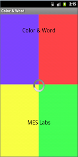 Color & Word-Brain Teaser Game - screenshot thumbnail