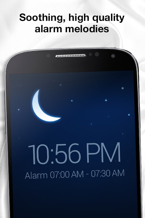 Sleep Cycle alarm clock- screenshot