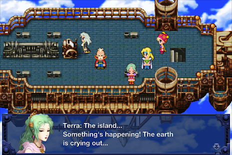 FINAL FANTASY VI Screenshot
