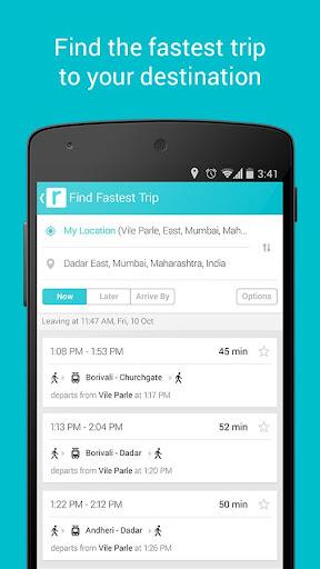玩交通運輸App Ridlr: Public Transport App免費 APP試玩