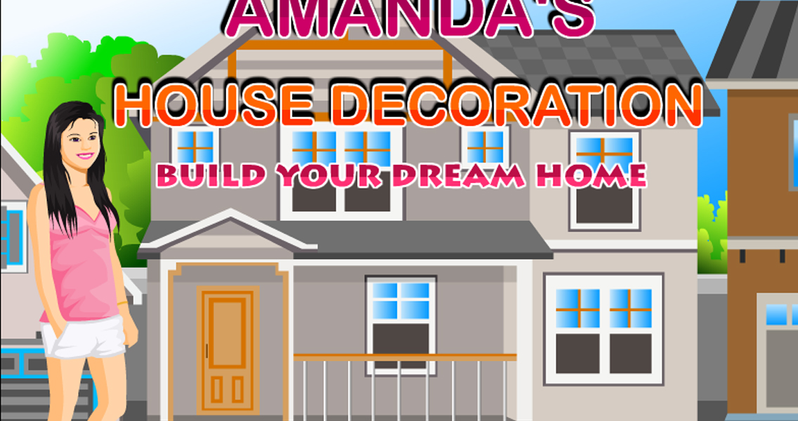 amandas house decoration screenshot - House Decorating Games