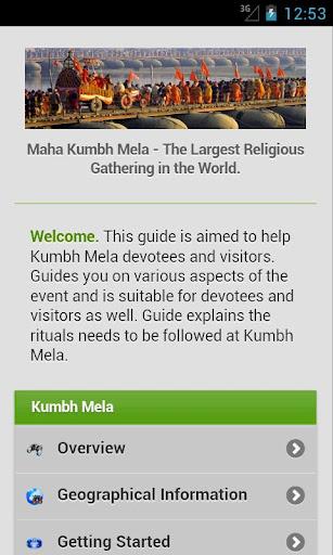 Kumbh Mela 2013 Festival