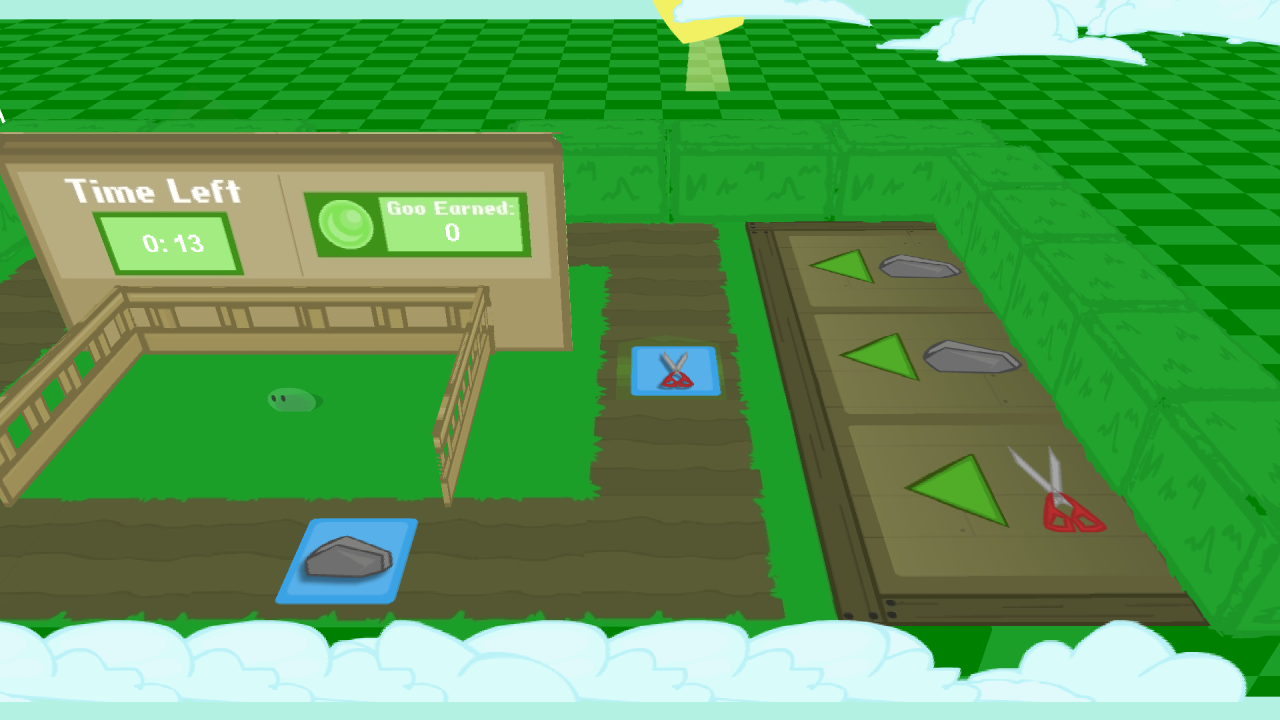 Slime Garden (Alpha)- screenshot