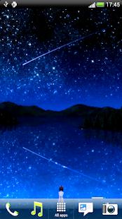 玩攝影App|星空動態壁紙免費|APP試玩